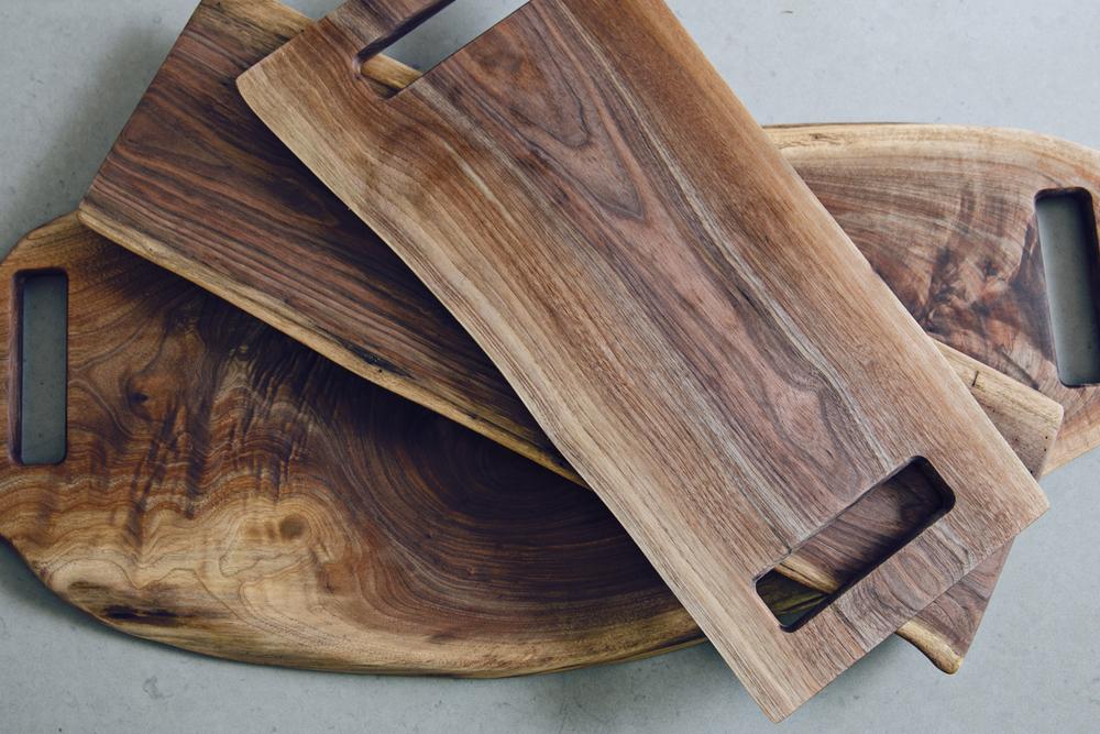 WoodKith Feast Boards
