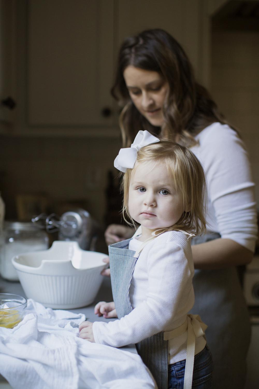 childrens baking apron