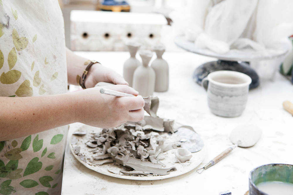 honeycomb studio ceramics