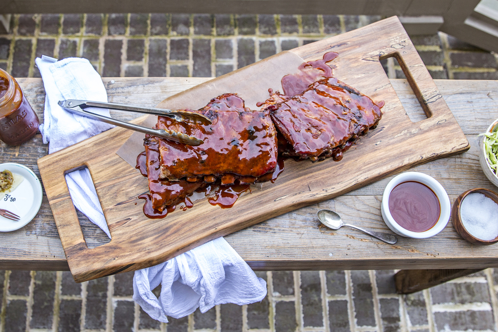 how to make ribs on the grill