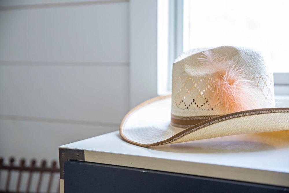 Hat Closeup