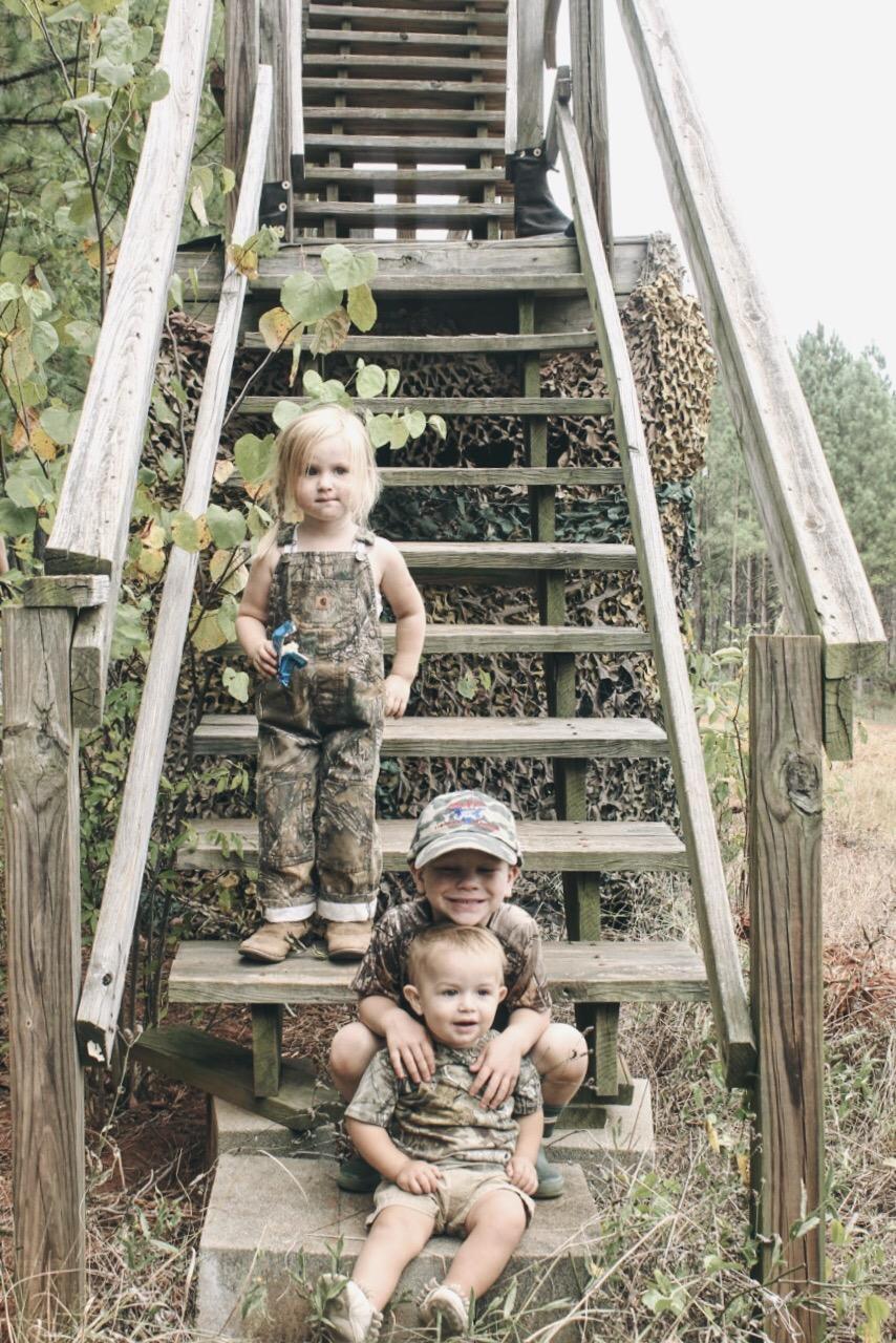 Dove Hunt Kids