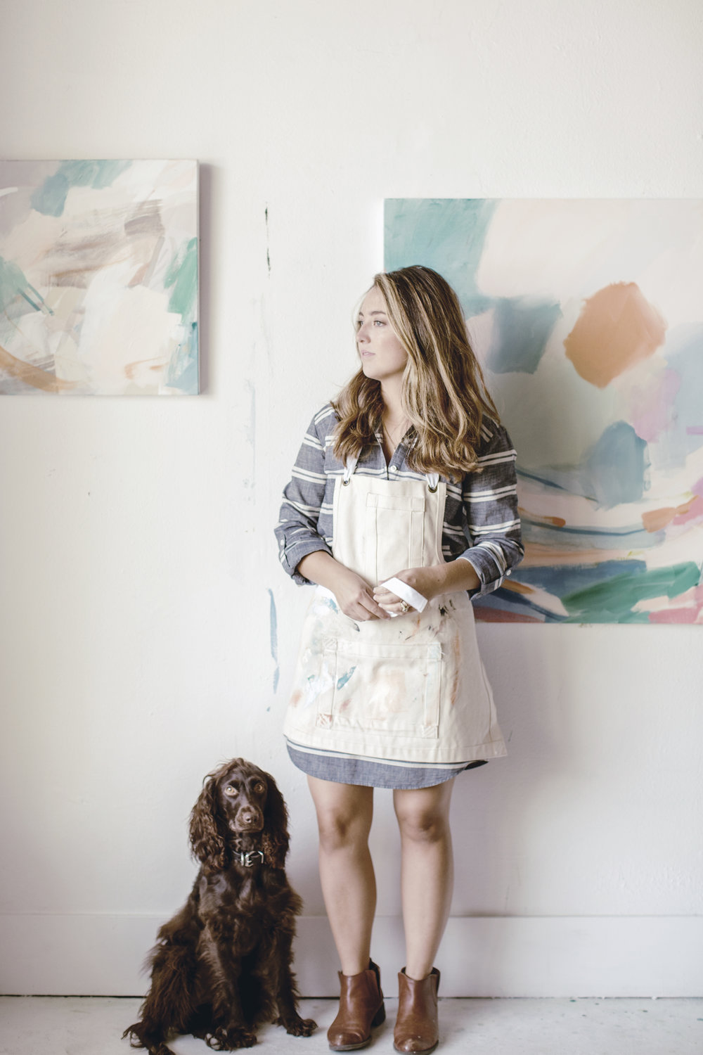 MEET ARTIST BRITT BASS TURNER