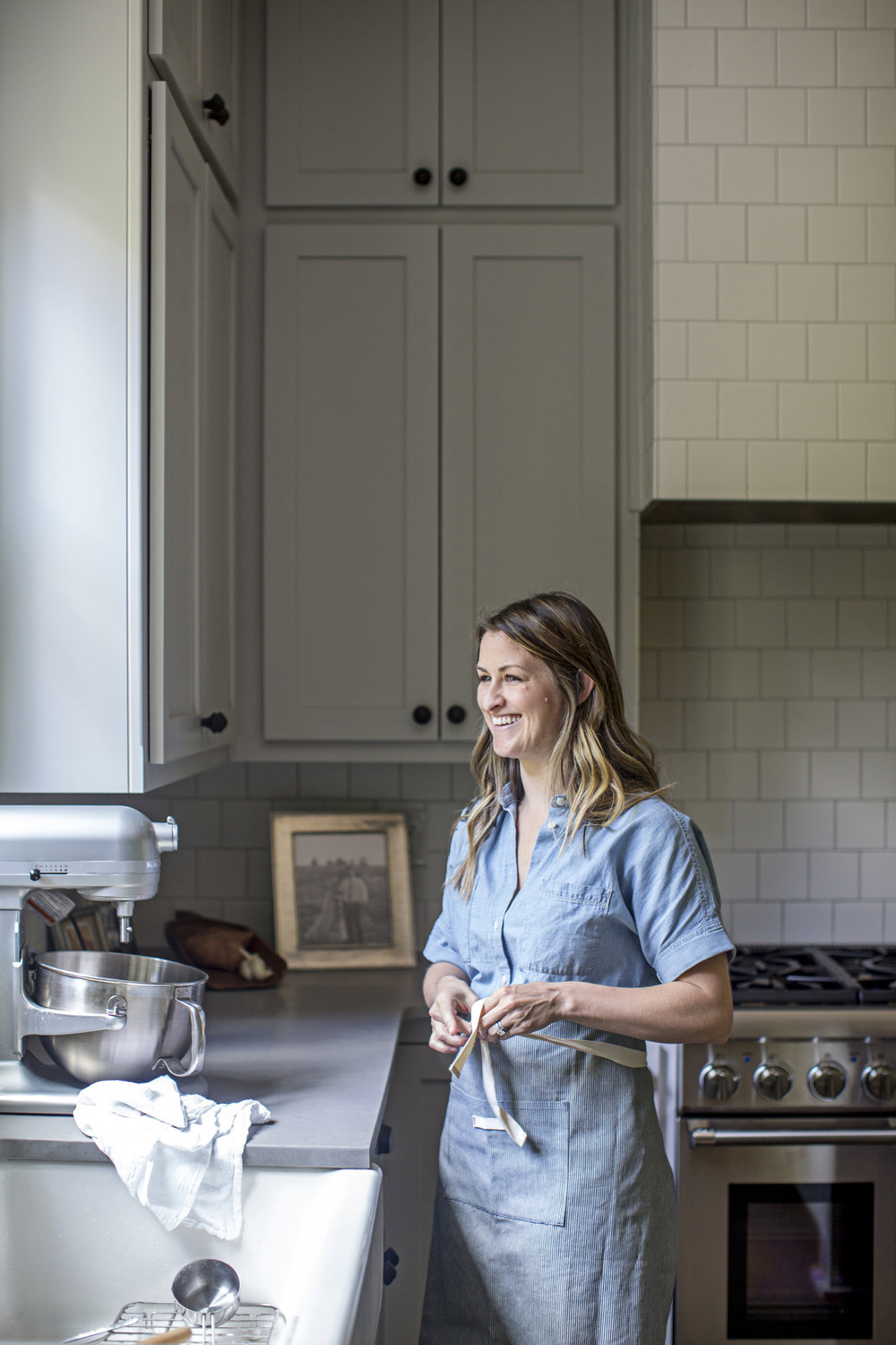 designer ashley schoenith kitchen tour / heirloomed