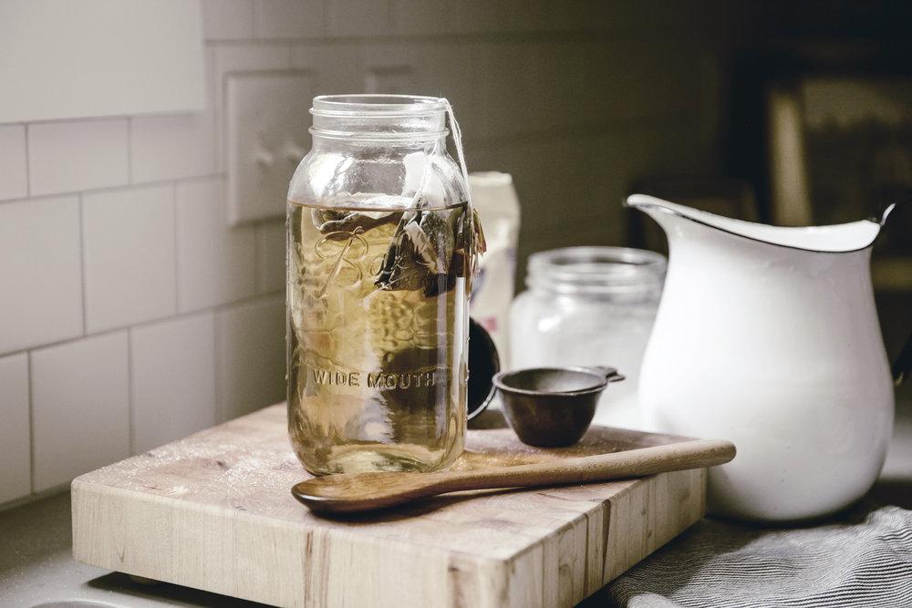 recipe for sun tea