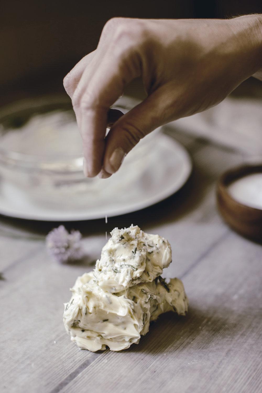 garlic herb butter recipe