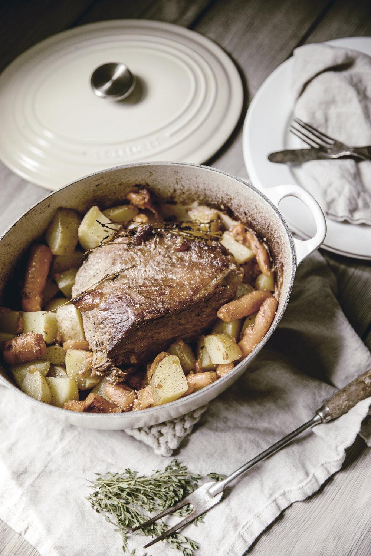 sides for pot roast