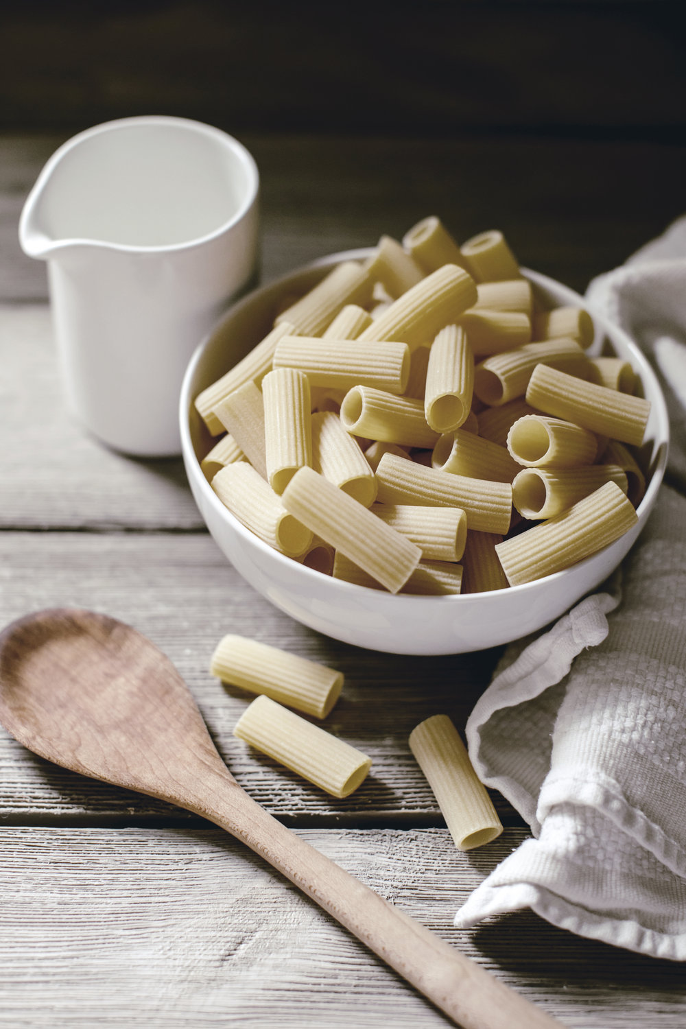 large rigatoni noodles for mac and cheese recipe
