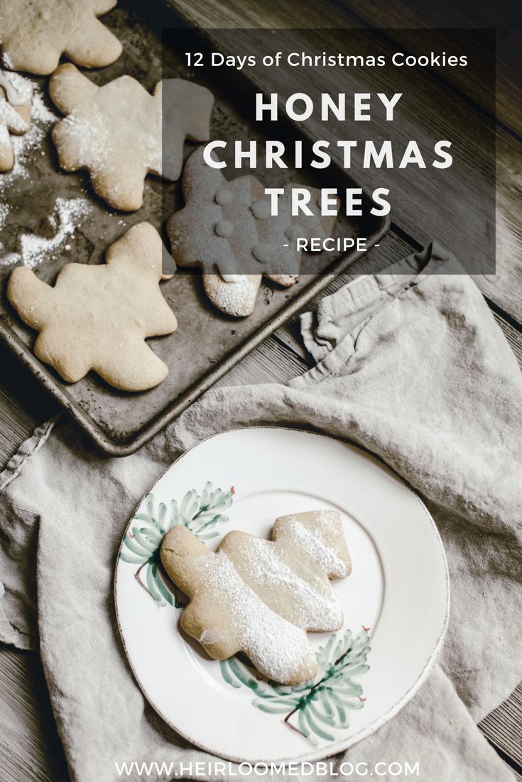 honey christmas trees pinterest / heirloomed