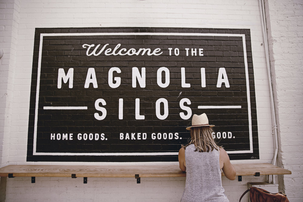 silos baking co at magnolia / Waco TX travel guide / heirloomed
