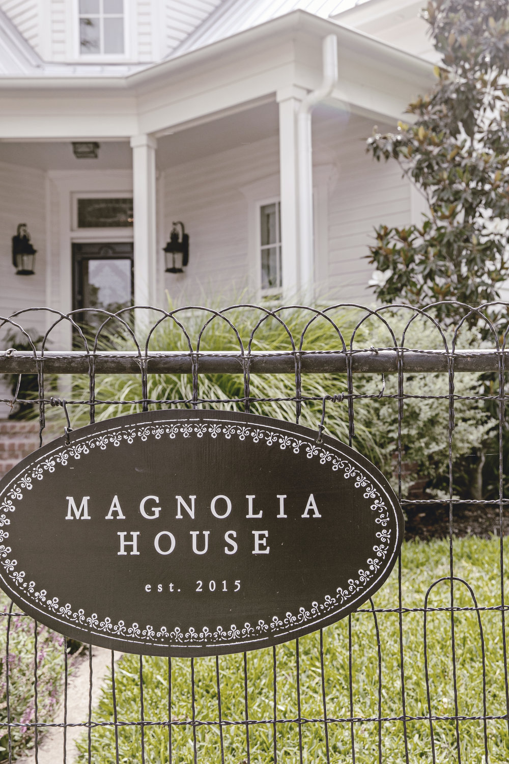 Magnolia House / bed and breakfast / heirloomed travel