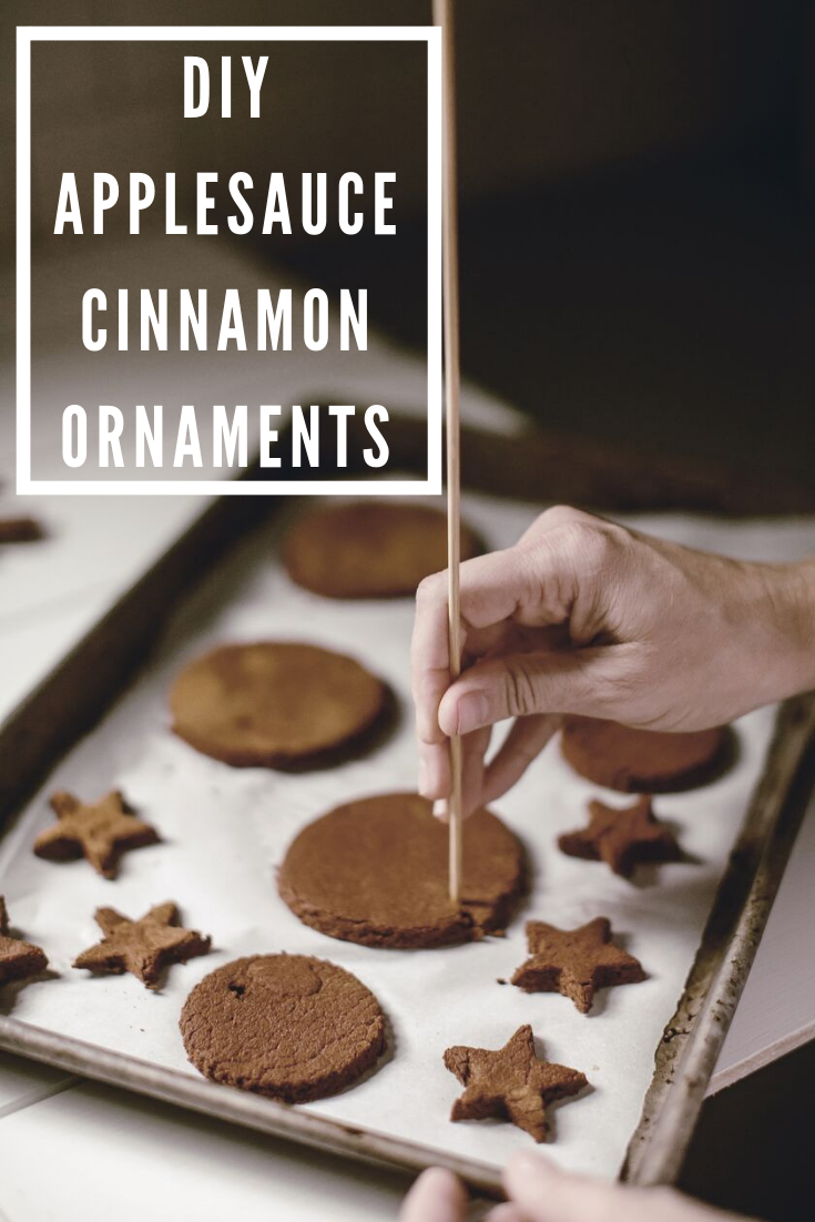 cinnamon ornaments / heirloomed
