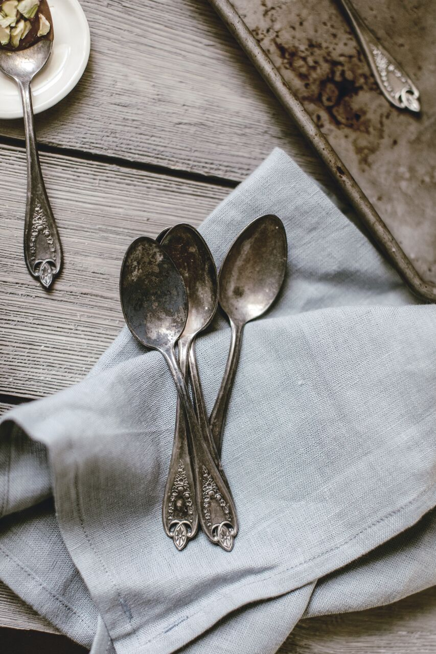 vintage spoons / heirloomed