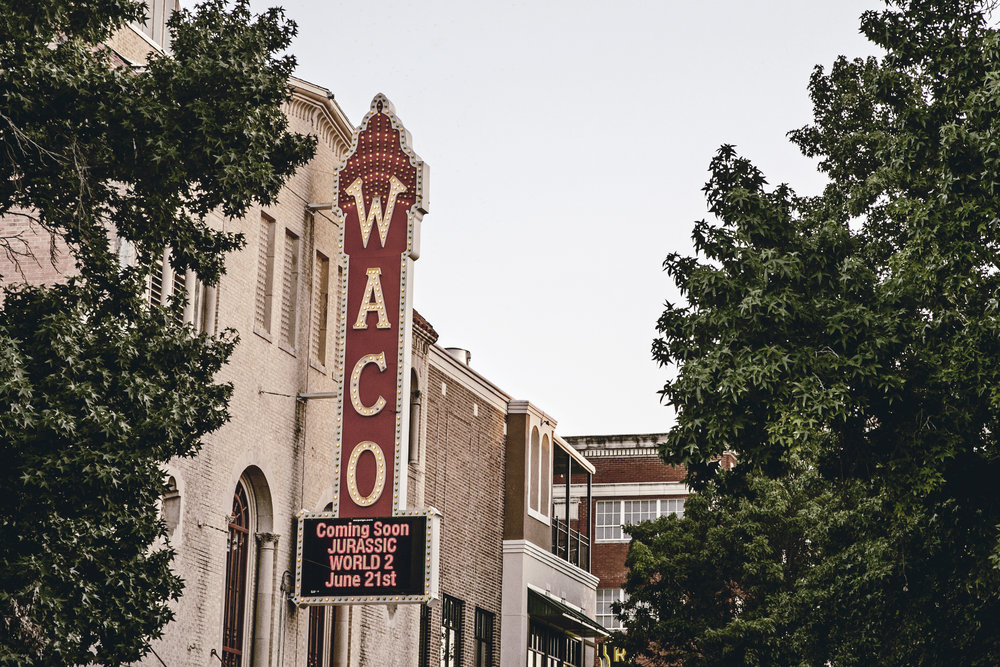 Waco Texas / heirloomed