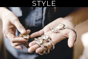 timeless and capsule style blog heirloomed