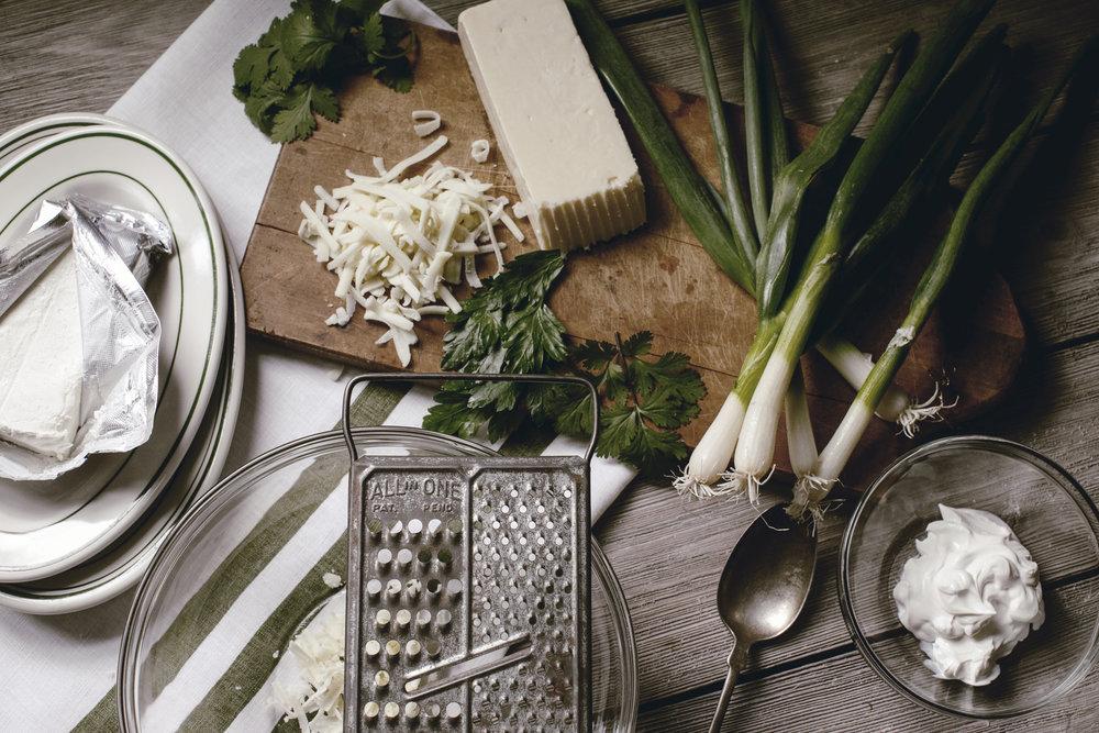 homemade ingredients