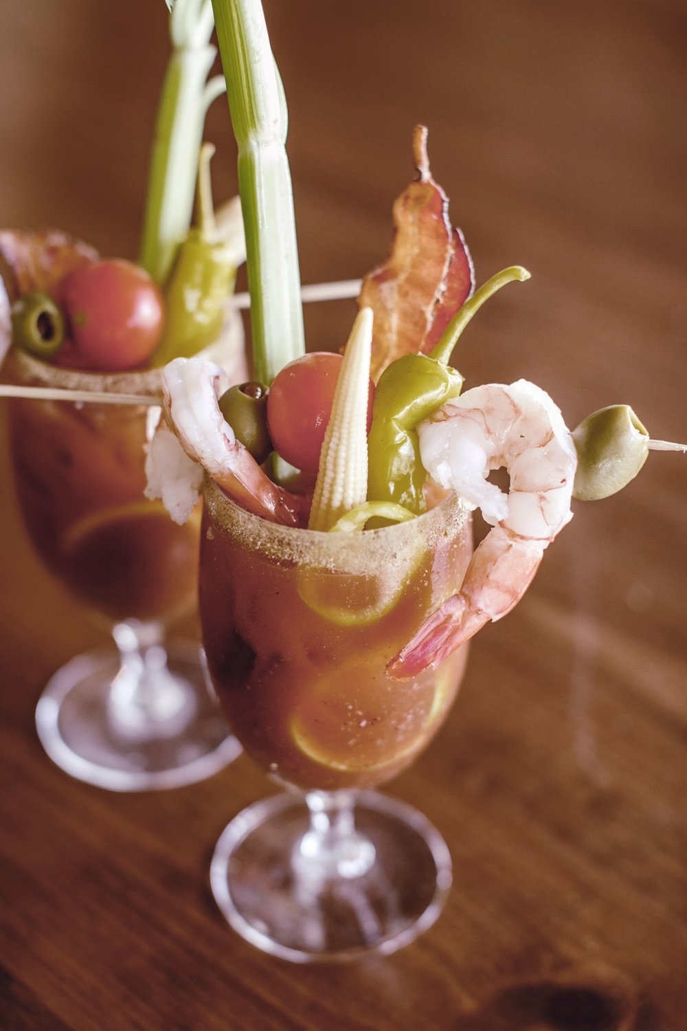 brunch Bloody Mary by heirloomed