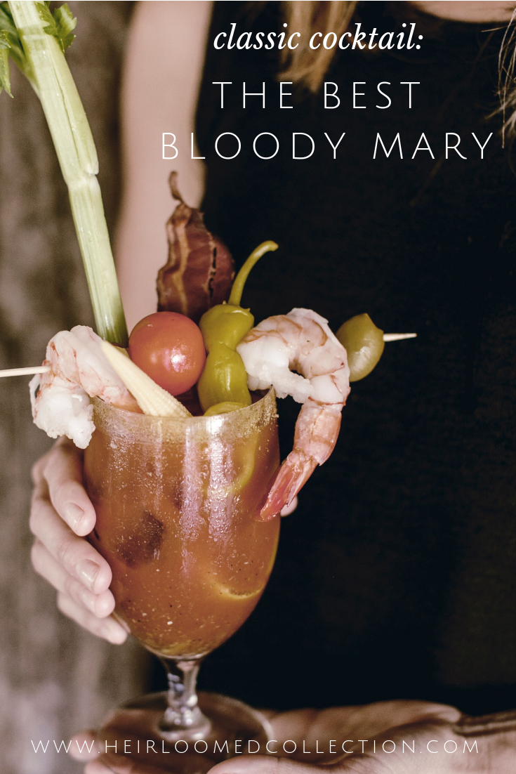 The best Bloody Mary by heirloomed