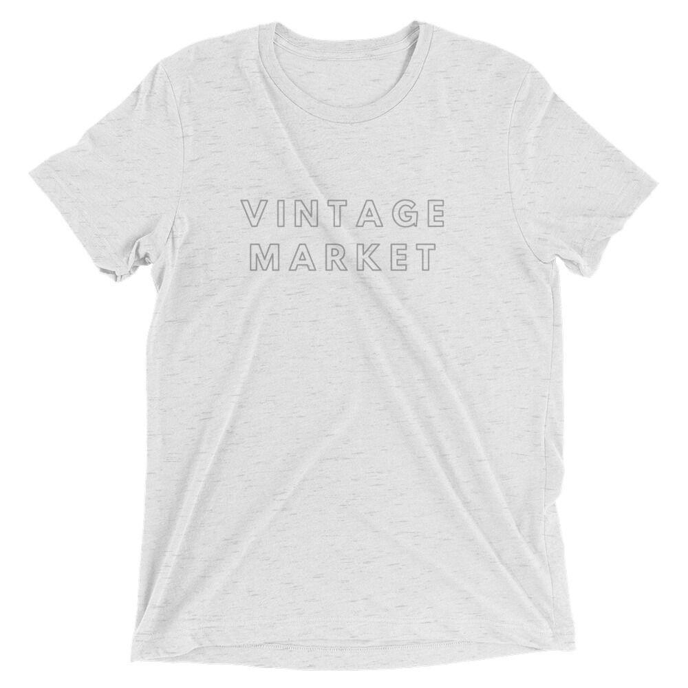 7f6f2d7a Vintage T-Shirt (Vintage Market) — heirloomed | linen aprons ...