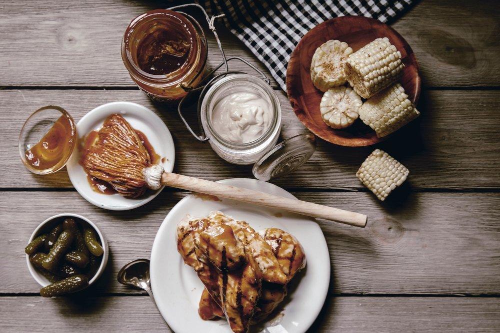 bbq for ribs recipe