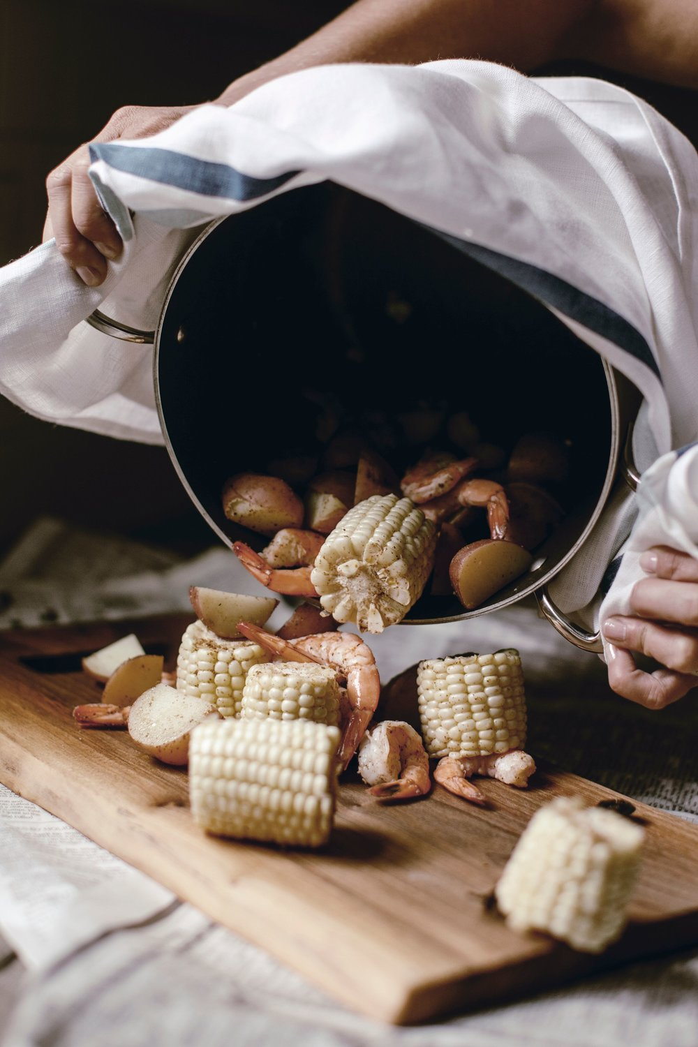 recipe for low country boil