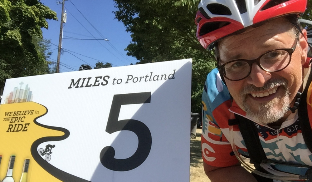 From my 2017 Seattle Washington to Portland Oregon bike ride, not saying that a 200 mile bike ride is about the same as a FileMaker separation model conversion. Although both can feel like a whole lot of peddling.