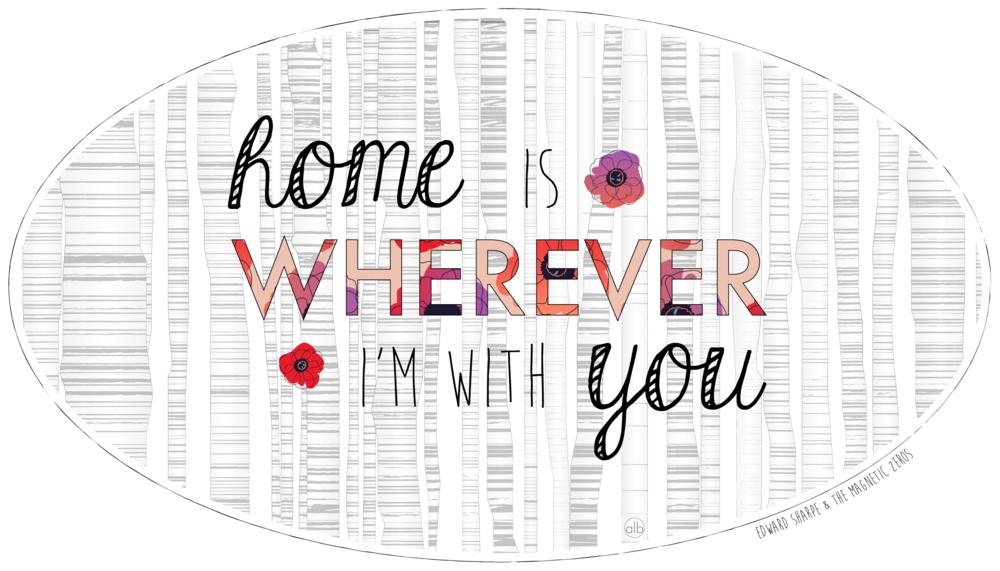 home-oval