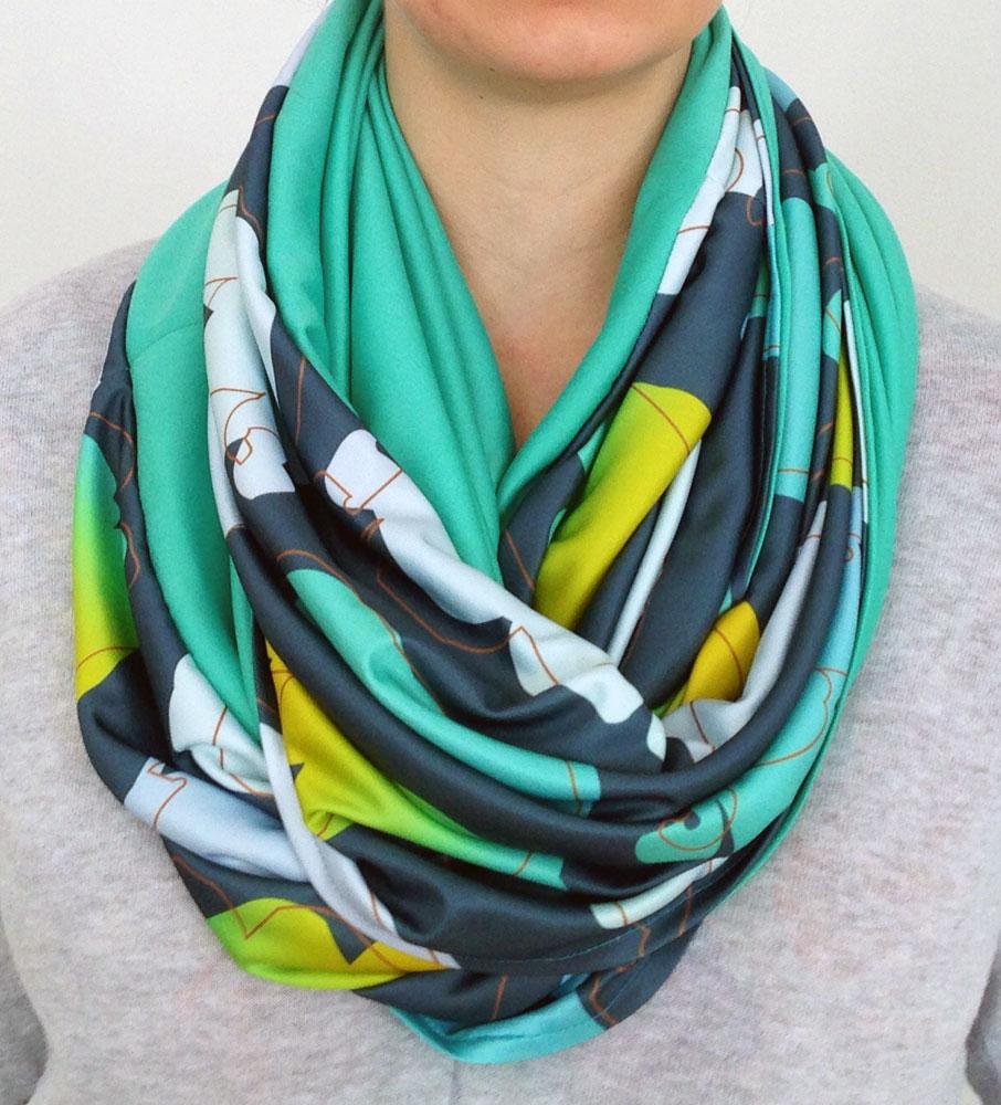 large-lilies-scarf-three