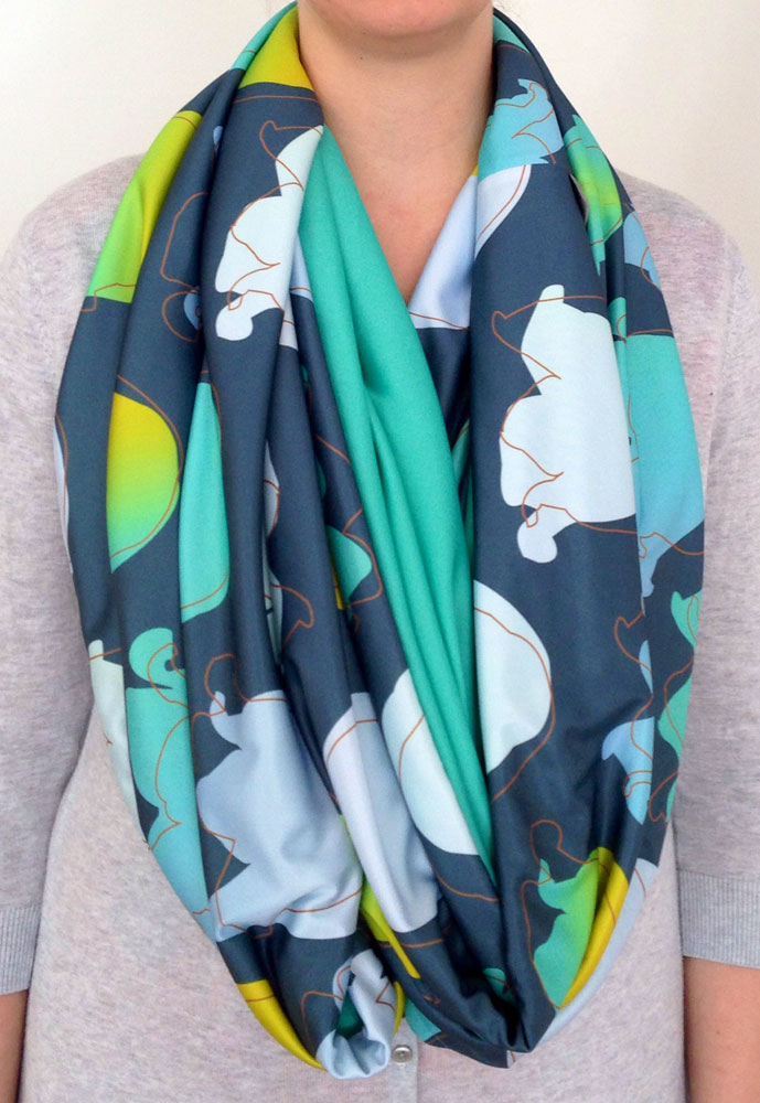 large-lilies-scarf-two