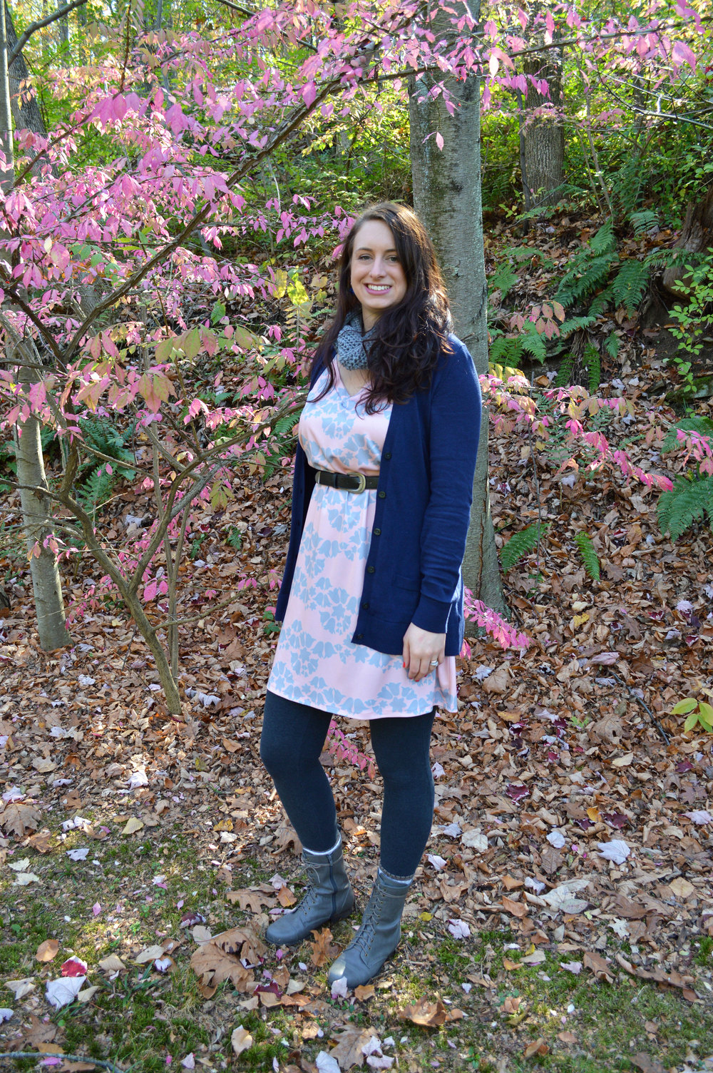 Bell Wave Dress by Anna Lisa Brown