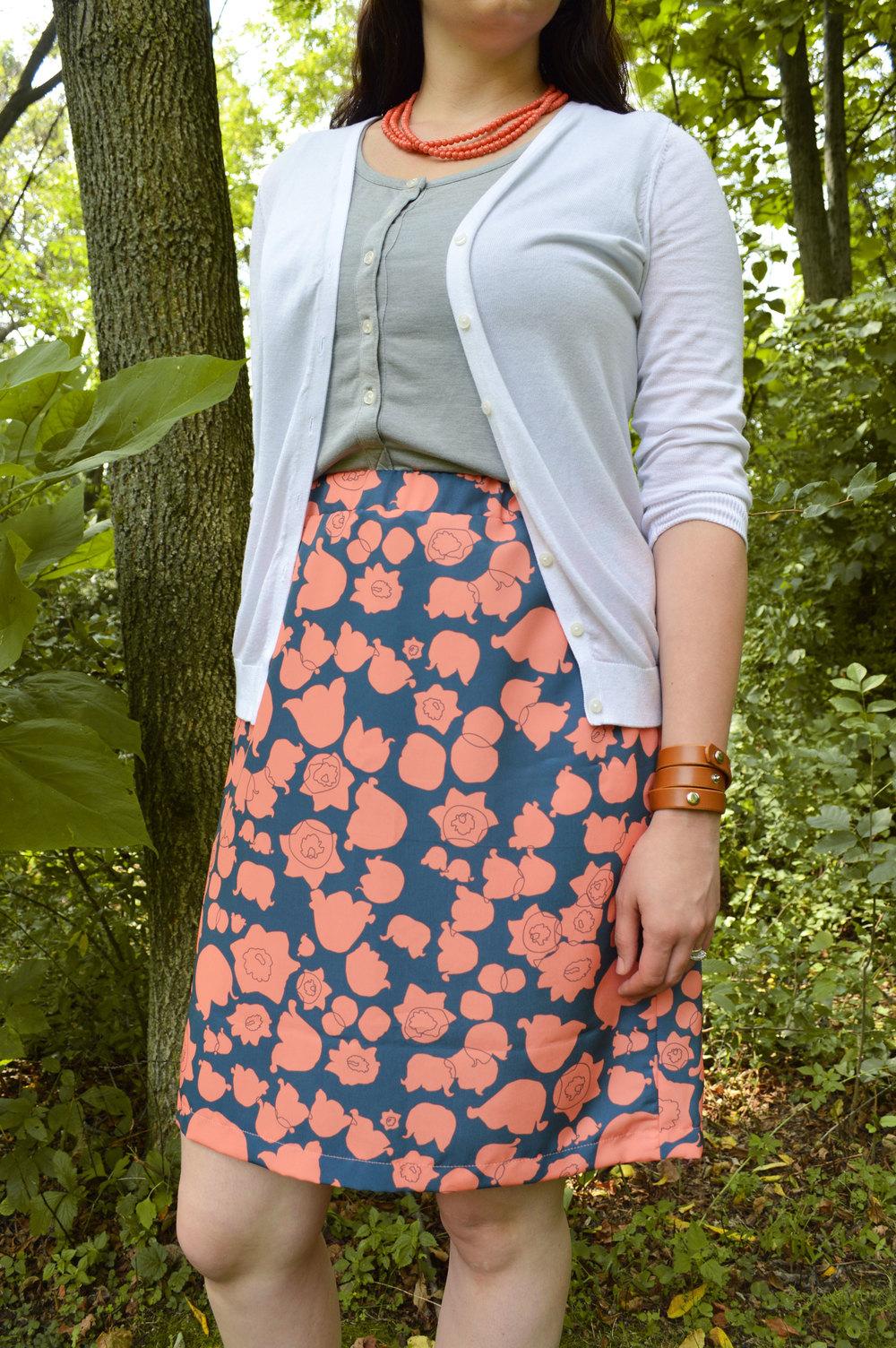 LOTV Sprawl Skirt