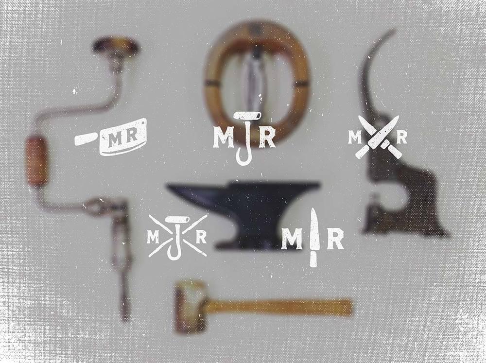 Spot Monograms