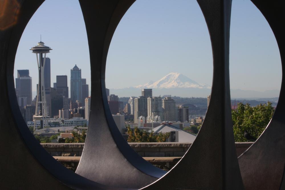 Kerry Park Geometry, Seattle