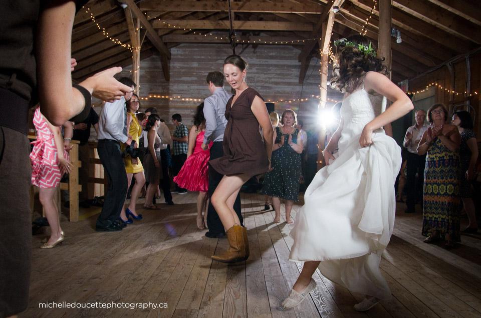 Hubbards Barn Wedding Locally Sourced Green Wedding Ideas