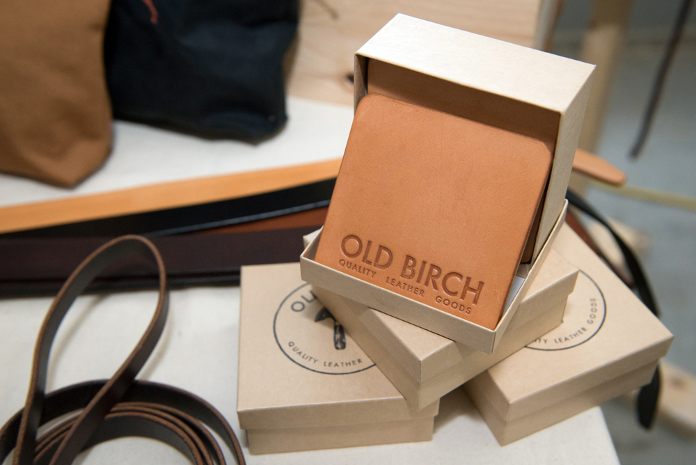 Old Birch Quality Leather Goods