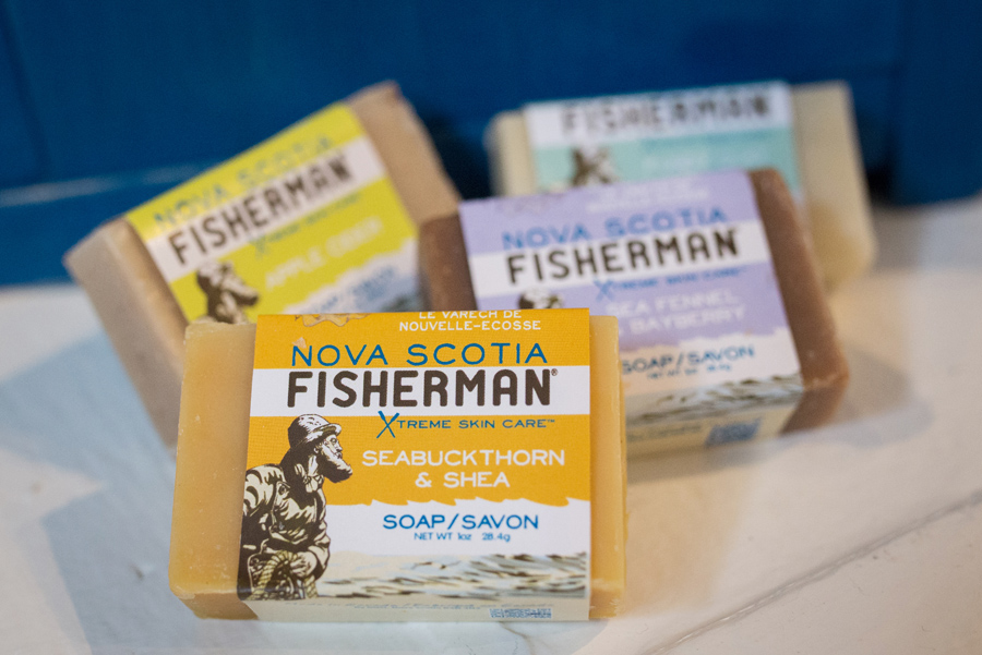 Nova Scotia Fisherman samples. They all smelled divine!