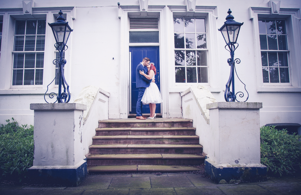 Wedding at Runcorn Town Hall