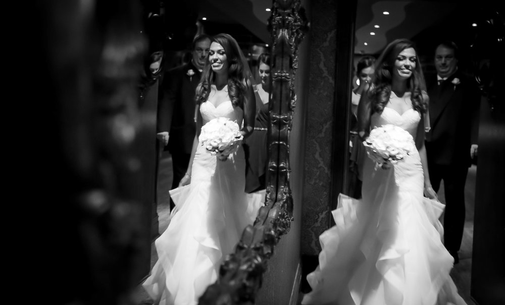 Bride at the shankly hotel