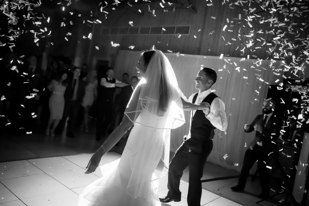 First dance - At the shankly hotel
