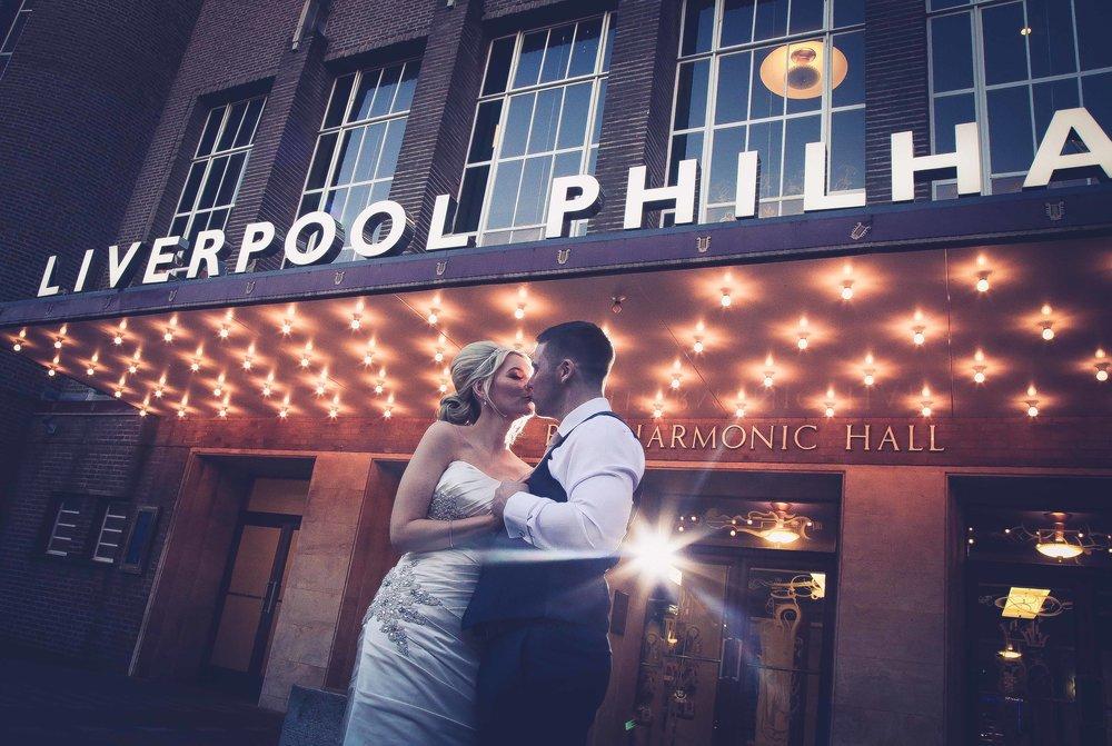 Wedding photos in Liverpool