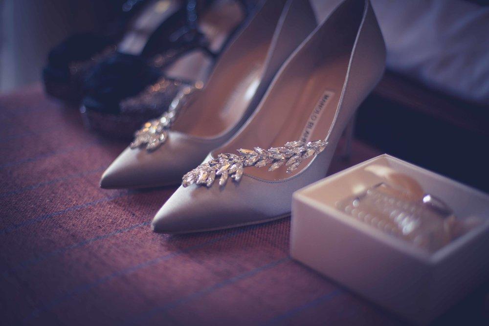 Jimmy choo bridal shoes