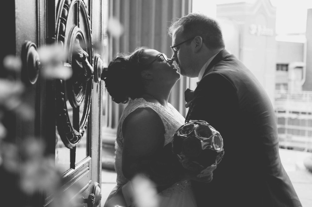 Weddings at St Georges Hall