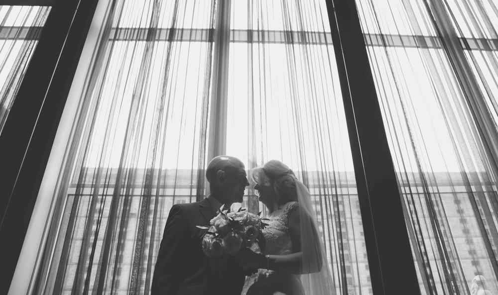Wedding Photos at the Titanic Hotel