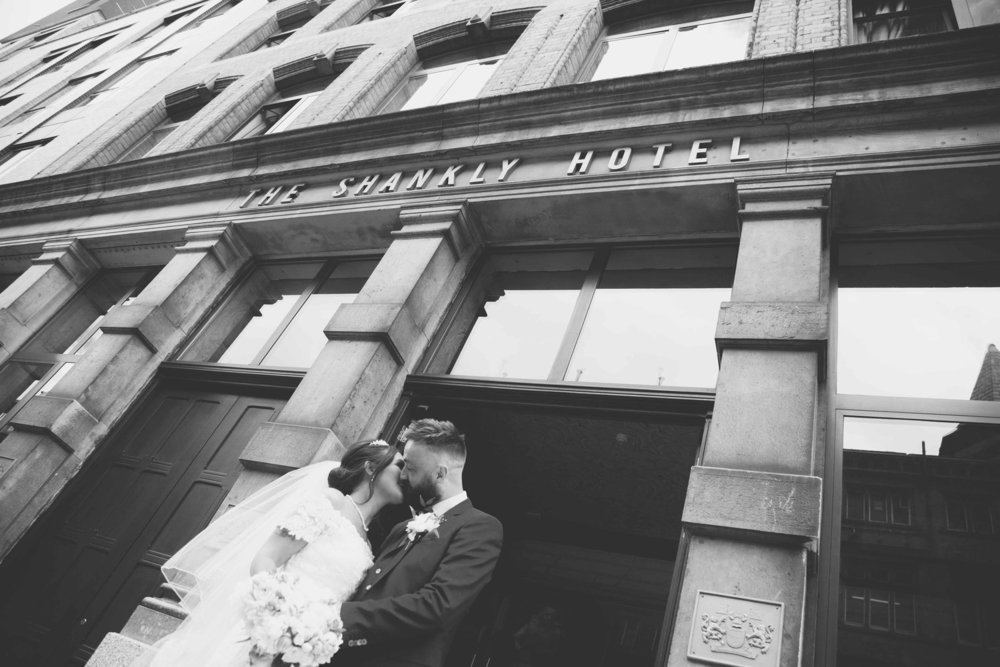 THE SHANKLY HOTEL // LISA & CHRIS