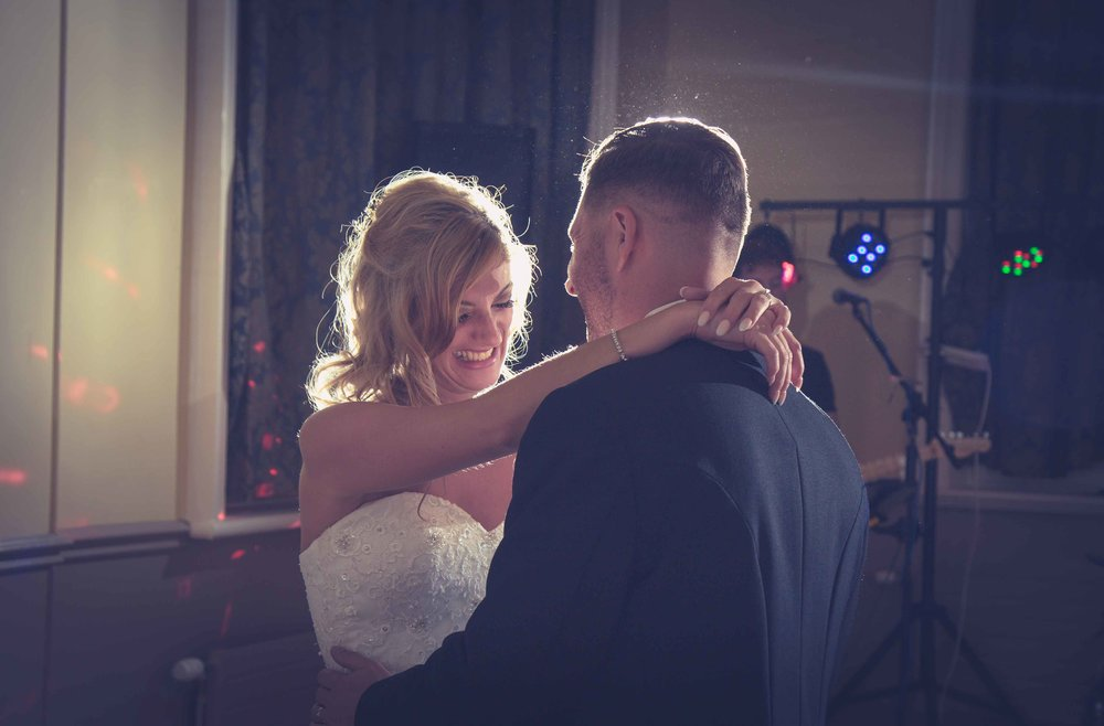 First Dance at the Racquet Club