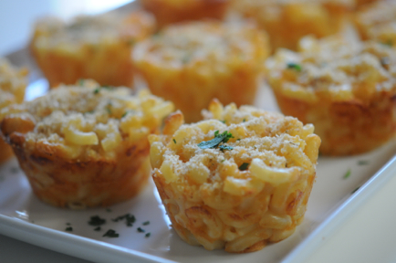 C) Image: Cupcakes & Cashmere's Mac n' Cheese Bites