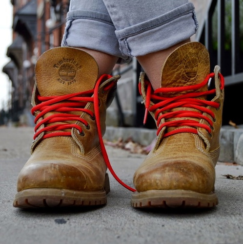 THE TIMBERLANDS