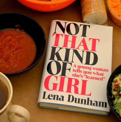 BOOK CLUB: NOT THAT KIND OF GIRL
