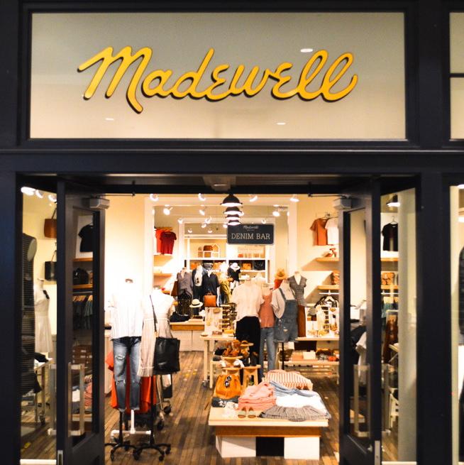 RECAP MADEWELL + IDA STREET