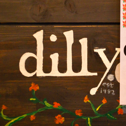 DILLY. BISTO, BAR & BOTTLE SHOP